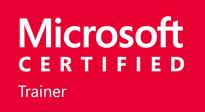 Microsoft認定トレーナーロゴ
